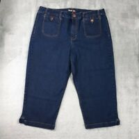 Style & Co Denim Capris