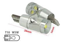 Lámpara Led T10 W5W 12V 9W Can-bus Pro 3 Cree XBD de 3W Con Cono Reflector