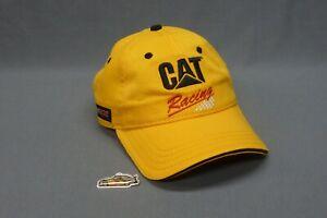 Cat Racing NASCAR Jeff Burton #31 Hat With Car Pin