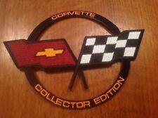 """Corvette C3 1982 Collector Edition Automotive Appliqué Patch 6"""""""
