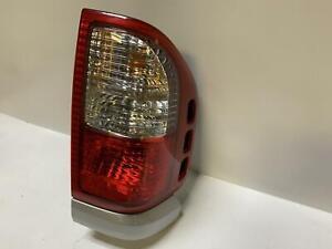 2002 Isuzu Rodeo Passenger Right Tail Light Lamp Quarter Panel Luz de la Cola
