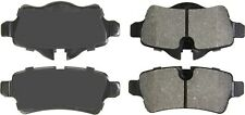 StopTech Disc Brake Pad Set Rear Centric for 2006-2017 Mini Cooper / 309.13090