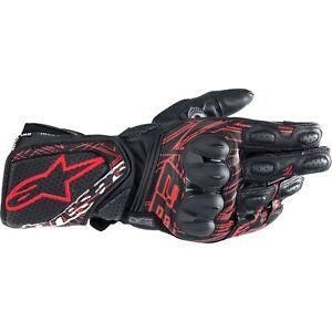Alpinestars Motorrad Handschuhe Sommer Leder - Twin Ring v2 MM93 Marc Marquez