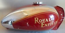 Royal Enfield Bullet Fuel Tank # 809013D Burgundy 1950-2007