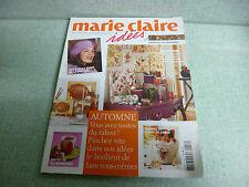 Marie Claire idées n°58
