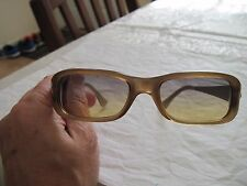 Women's FENDI  FS228 Sunglasses Color Camel 135 Made in Italy