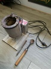Lee Precision 110V Production Pot Electric Lead Melter with  ladle