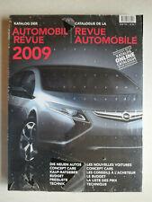 Automobil Revue Katalog 2009 Jahresausgabe