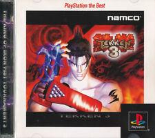 Sony PlayStation 1 NTSC-J (Japan) Video Games Tekken 3 for