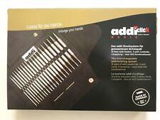 Addi Click Interchangeable Knitting Needle set @Sale