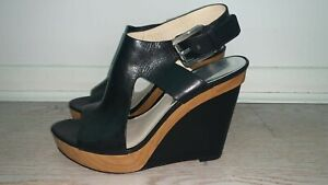 Michael Kors Lovely Summer Wedges Shoes UK 6