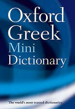 Oxford Paperback Dictionaries in Greek