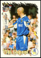 Frank Leboeuf #13 Camiseta Futera Chelsea Football 1999 tarjeta de comercio (C336)