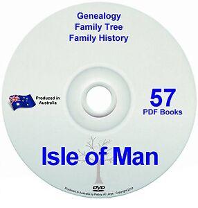 Family History Tree Genealogy Isle of Man Free Post