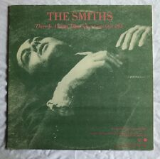 "THE SMITHS -There Is A Light- Rare USA Promo 12""/'Queen Is Dead' Sleeve (Vinyl)"