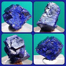 Azurite Specimen Mined In Guangdong China 8g