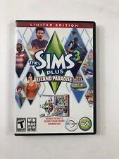 Sims 3 Plus Island Paradise Windows Mac 2013 Video Game & Expansion Pack EA