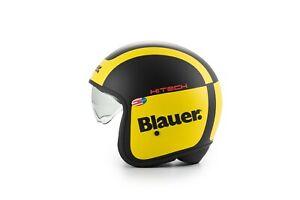 Blauer Pilot 1.1 HT Graphic G Matt Black / Yellow RRP £209 *FREE UK DELIVERY*