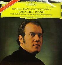 Brahms(Vinyl LP)Piano Concerto Nr.2-Deutsche Grammophon-2530 111-UK-VG+/Ex