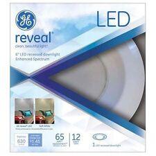 "GE Lighting 6"" Reveal 65-Watt LED Recessed Downlight Retrofit - 83572 -NEW"