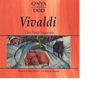 Vivaldi: The Four Seasons / I Musici di San Marco I Solisti di Zagreb Neu