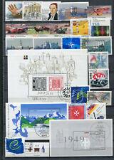 BRD Jahrgang  1999 o - KW 118,-- €  ( 40250 )
