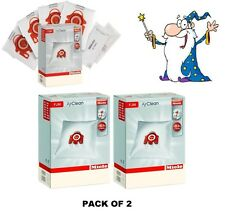 Genuine Miele FJM 3D Hyclean Vacuum Cleaner Bags & Filter Pack of 8 NEW