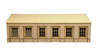 Workshop Scratch Aid Kit OO Gauge 4mm Model Railway Layout Kit Low Relief