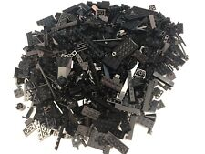 1kg Black Loose Lego Genuine Bulk Lego Bricks Assorted  Job Lot Bundle