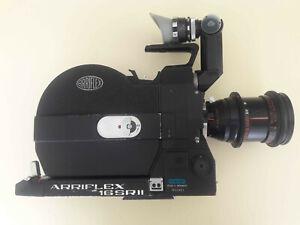 Arri 16SR II Super 16 Filmkamera mit Objektiv 10-100