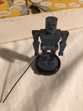 Vintage Robot Jeu Très Rare 1950s-60s Jeu de Société avec Magnétique Robot Wow