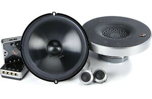 "Infinity 240 Watts PR6510cs 6-1/2"" 2-Way Car Component Speaker System 6.5"" New"