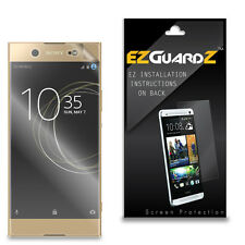 6X EZguardz Ultra Clear Screen Protector Cover HD 6X For Sony Xperia XA1 Ultra