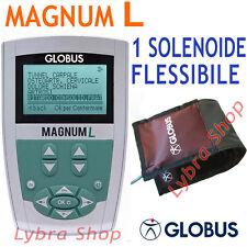 Globus G3947 MAGNUM L - 1 Solenoide FLESSIBILE 160 Gauss Magnetoterapia 1 CANALE