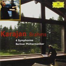 Brahms: 4 Symphonies Berlin Philharmonic