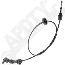 APDTY 141377 Gear Shift Shifter Control Cable Fits 48RE Transmission Dodge Ram