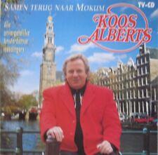 KOOS ALBERTS - SAMEN TERUG NAAR MOKUM - CD