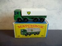 Matchbox Lesney No.32 - Ergomatic Cab - Leyland BP Petrol Tanker & Box (2)