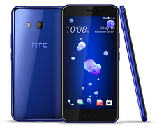 HTC U11 6GB Ram 128GB BLUE 4G Dual sim Smartphone IP68 waterproof HK Stock