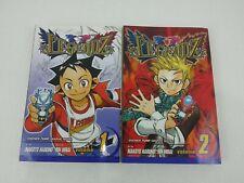 2 Legendz Books Volumes 1 & 2 Manga Rin Hirai Makoto Haruno Shonen Jump English