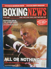 Boxing News Magazine - 18/5/07 - Jermain Taylor Cover