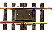 LGB G Scale Track System - Two-Rail Insulated Track Section - 5-7/8in (15cm)