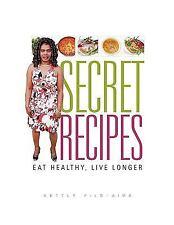 Secret Recipes-ExLibrary