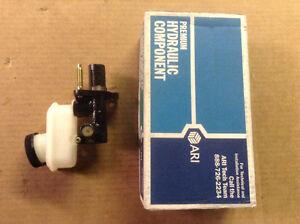 NEW ARI Q53109 Clutch Master Cylinder | Fits 88-92 Ford Mazda