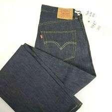 Vintage Collection Levis 501 XX 32 x 36 Blue Jeans Big E Made USA Selvedge New