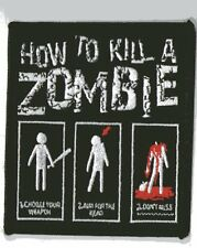 PARCHE HOW TO KILL A ZOMBIE PATCH