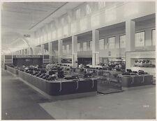 Wunderbare Originalaufnahme Bauhaus-Messestand Rheinmetall-Borsig-Werke