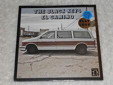 BLACK KEYS  El Camino  LP SEALED + CD and Poster inside  Gatefold