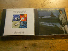 Mike Oldfield  [2 CD Alben]   Incantations   + Elements (Best of)