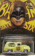 Hot Wheels SU MISURA '56 FORD batman-adam WEST omaggio Real RIDER 1/25 FATTO